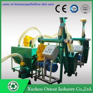 China Organic Fertilizer Pellet Plant/Small Pellet Line/Pellet Line wholesale