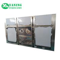 China GMP Dynamic Vertical Laminar Air Flow System Hood For Filling / Sealing Machine wholesale