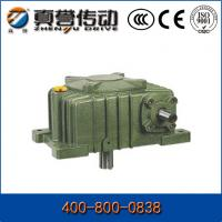 China High Torque Industrial WPX Cast Iron Single Stage Worm Gear Speed Reducer wholesale