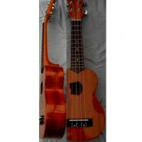 China 21 Inch 4 String Fender ST / Gibson SG Kids Toy Guitar With Sapele Body AGUL11 wholesale