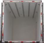 China -15 °C Refrigerator Box Truck 290 hp Euro II SINOTRUK HOWO Series wholesale