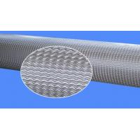 China Polishing Knurled Rollers For Automotive Decoration Material , Leather Embossing Roll wholesale