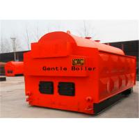 China Steam Generator Small Wood Pellet And Wood Chip Fired Biomass Steam Boiler For Drying Cleaning wholesale