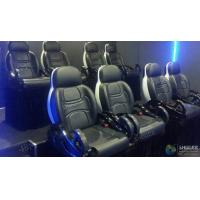 China 9 Seats 5D Movie Theater 3 Luxury Chair 3 Rows Standard Motion Cinema Simulator wholesale