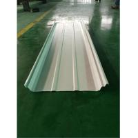 China 0.6 - 0.8mm Standing Seam Roof Panel Roll Forming Machine fix in 40GP Container wholesale