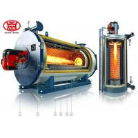 China Compact Natural Gas Fired Thermal Oil Boiler Heater For Dyeing Mill wholesale