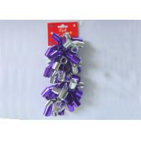 "Quality 6mm 32"" Chrismas Curly Swirls bow for Christmas Holiday gift packing 90U - 200U Thickness for sale"
