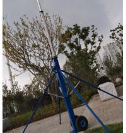 China teleskopik ustun telescopic mast push up sectional mast 6m to 15m aluminum mast light weight radio antenna wholesale
