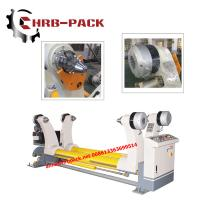 China 2018 Hot sale Corrugated Cardboard Hydraulic Shaftless Mill Roll Stand for corrugated cardboard packing line wholesale