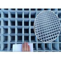 China 50mm Square Hole Anti - Corrosion Galvanized Welded Wire Mesh Fencing on sale