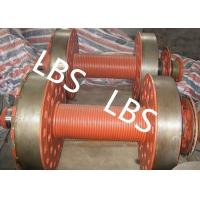 China Left / Right Rotation Lebus Grooved Drum For Petroleum Drilling Rig wholesale