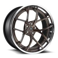 China Polish 19 Forged Rims For Ford Mustang / Yellow Alloy Rims 19 Alloy RIms wholesale