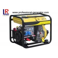 China 1.8kVA Portable Welding Diesel Generator 180A with Vertical 4 - stroke Direct Injection wholesale