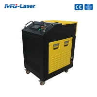 China Portable 120W Laser Metal Cleaning Machine  With Air Cooling wholesale