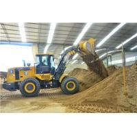 Quality LW500KV Heavy Construction Machinery XCMG Wheel Loader High Mobility And Flexibility for sale