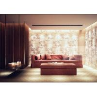 China Modern Outside Wall Decor 3D Wall Board wholesale