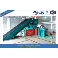 Quality Freeman hydraulic baler for waste paper cardboard and PET bottles manufactuer for sale