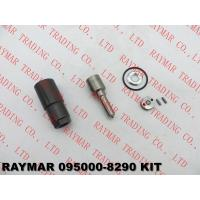 Quality DENSO Genuine common rail injector overhaul kit for 09500-8290, 095000-8560, 23670-0L050, 23670-30370 for sale