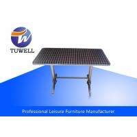 Quality Sturdy Aluminum Outdoor Dining for sale