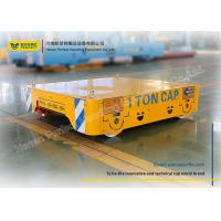 Buy cheap Sliding Wire Powered  Rail Cargo Carriage Vehicle Transfer Cart from wholesalers