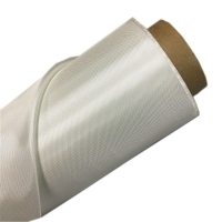 Buy cheap 10x10 100g/m2 Incombustible Plain Woven Fiberglass Cloth from wholesalers
