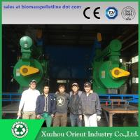 China TN-Patent  Energy Saving  Biomass Ring Die Wood Pellet Machine with Factory Supply wholesale
