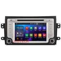 China Android 4.4 Two Din Car dvd player SAT NAV For SUZUKI SX4 2006-2012 car gps BT multimeder wholesale