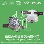 China KSD301 auto reset thermostat,KSD301 thermal cutout switch wholesale