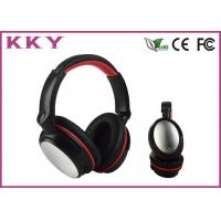 China Cell Phone Over Ear Bluetooth Headphones Audio Player With CSR8635 Chipset wholesale