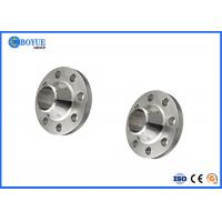 China Inconel 625 1/2 - 24 Weld Neck Alloy 625 Pipe Flanges Forged Steel ASTM SB564 on sale
