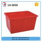 China Plastic packaging box high quality plastic tool box, hard plastic box wholesale