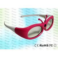 China Red Active Shutter 3D Education Glasses and Emitter with Trolley wholesale