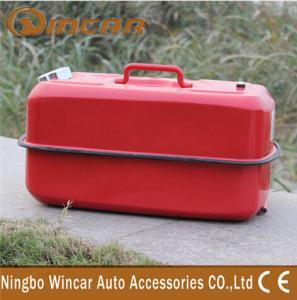 China 5L 10L 20L Galvanized Steel Sheet Oil Tank / fuel tank 4X4 Off-Road Accessories wholesale