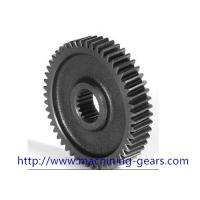 Hardened Teeth Large Spur Gears Wheel Made For Ships Equipment Parts