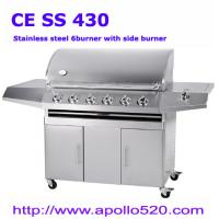 China Professional Stainless Steel Barbecue on sale