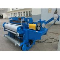 Quality Black Wire Wire Mesh Roll Welding Machine , Durable Automatic Wire Mesh Welding Machine for sale