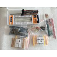 China Testing 830 Tie -  Point Solderless Breadboard With Electronic Components wholesale