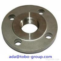 China Copper Nickel Alloy Forged Steel Flanges CuNi 70/30 Class300 STD 36'' B16.9 Welding wholesale