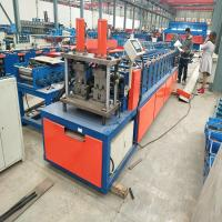 China Automatic Arch Sheet Roll Forming Machine For Purlin / Thick Building Material wholesale