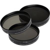 China Rotatable 46mm 49mm 52mm double threaded Tobacco Gradual Color Digital Camera Filters wholesale