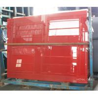 China Red Lacquered Glass wholesale