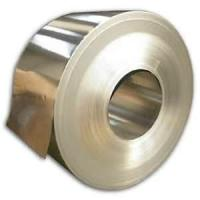 China Half Copper 202 Slitted edge 2B finish Cold Rolled Stainless Steel Strips wholesale