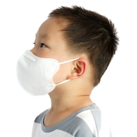 China 99.9% BFE Disposable Children Kn95 Kids Face Masks 5 Layers wholesale