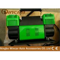 China Heavy Duty 60mm 12V Portable car Air Compressor Tire Inflator wholesale