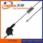 China 1.8m fiber mast car antenna/ 1 section mast passive car antenna TLD1383 wholesale