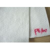 Quality 100 Micron Non Wowven PE Micron Filter Cloth / Filter Fabric For Industry Liquid for sale