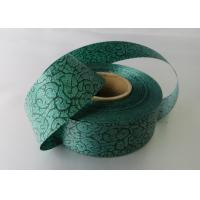 "Quality 1-1/4"" By 30Y PP printed and crimped Ribbon Roll panton color , Decoration for sale"