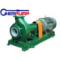 China F Type horizontal Chemical Centrifugal Pump  Model 65FN-40A 3.36m³/h ~ 190.8m³/h Flow wholesale