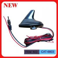 "China PC Amplifier Car Roof Antenna Plastic Material Car Radio Aerial 12"" Cable Length wholesale"