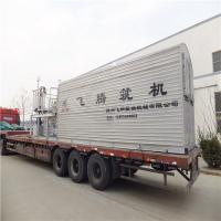 China Drummed Various Hazardous Wastes Melting Equipment With Better Insulation wholesale